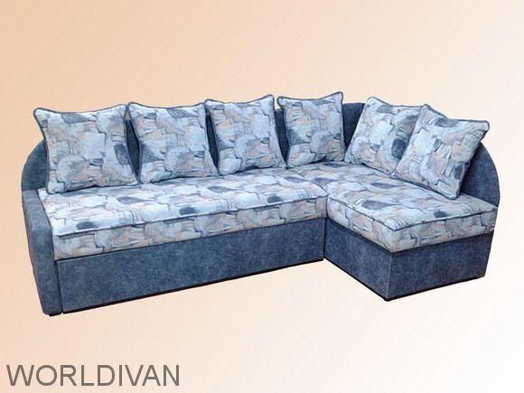 «Фрегат» (угловой диван-кровать)