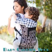 ERGO Baby CARRIER ORGANIC DESIGNER COLLECTION Petunia Pickle Bottom Evening in Innsbruck