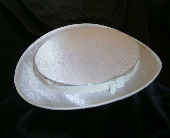 Шляпа для шапокляк своими руками 10