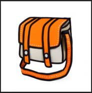 Мультяшные сумки серии CHEESE