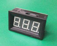 Цифровой вольтметр 0-99,9в k-025