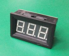 Амперметр 0-9,99а k-026