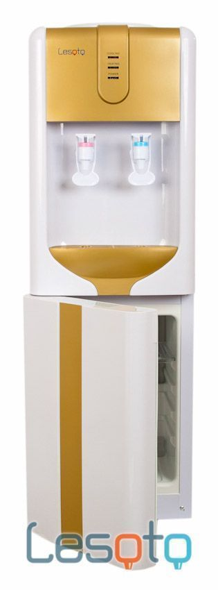 Кулер для воды Lesoto 162 L-B с холодильником