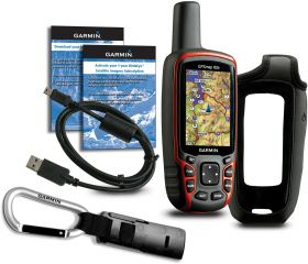 GPS навигатор Garmin GPSMAP 62S Bundle