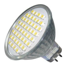 Лампа светодиодная KLED MR16 3W 48 SMD3528 220V