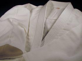 Кимоно (кейкоги) для начинающих из Японии (KUSAKURA) модель - JA