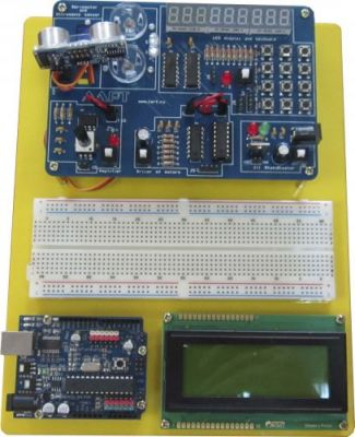 Лабораторный стенд Arduino