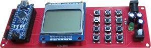 Модуль с клавиатурой и LCD дисплеем