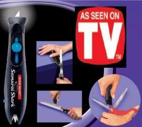 Точилка для ножей и ножниц Samurai Shark (Самурай Шарк)