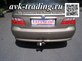 Фаркоп Bosal VFM 2633-A для Fiat Albea sedan 2003-, с шаром типа A