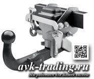 Фаркоп Thule 527500 для Hyundai ix35 2010-, крюк, убирающийся за бампер