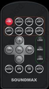 SOUNDMAX SM-CDM1031