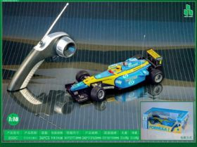 RC 1/18 F-1 Scale Car