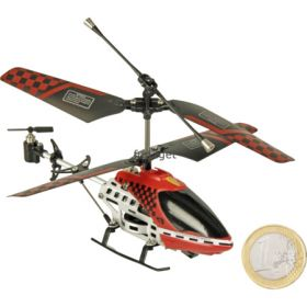 RC Helicopter Micro Metal