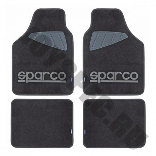 Комплект ковриков SPARCO из ковролина