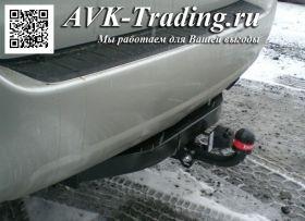 Фаркоп Bosal VFM 3041-A для Lexus RX 300 / RX 330 2003-2008 и Toyota Highlander 2000-2008 с шаром типа A