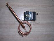 Эл_Терморегулятор TU 45 ST/1,0м/ 30-120°С/М3/c руч. (зам ТАМ124-07)