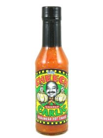 Острый соус The Cheech Gnarly Garlic Habanero