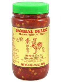 Острый соус Huy Fong Sambal Oelek Chili Paste