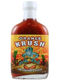 Острый соус Orange Krush Hot Sauce