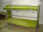 из дивана в двухъярусную кровать