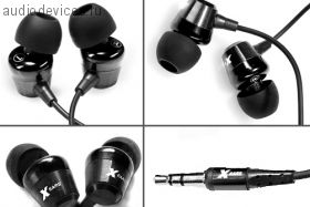 Xears®Resonance Black