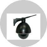 Поворотные и zoom IP-камеры