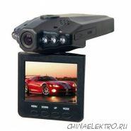Автомобильный видеорегистратор HD Intego VX-DVR-127