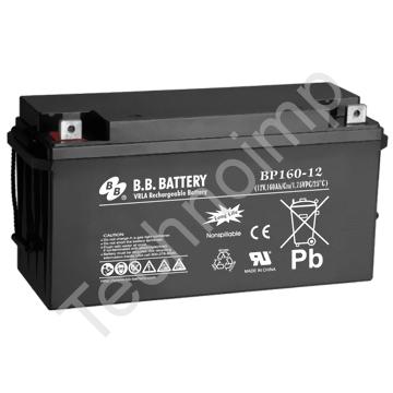 B.B. Battery BP 160-12 'Аккумуляторная батарея'