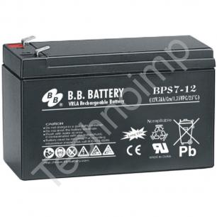 B.B. Battery BPS 7-12 'Аккумуляторная батарея'
