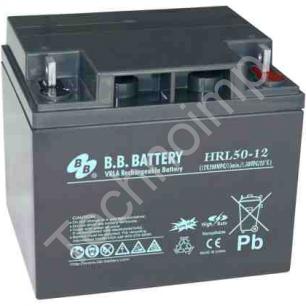 B.B. Battery HRL 50-12 'Аккумуляторная батарея'