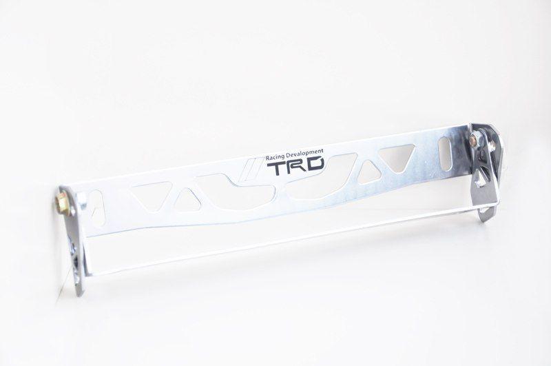 TRD, серебряный цвет