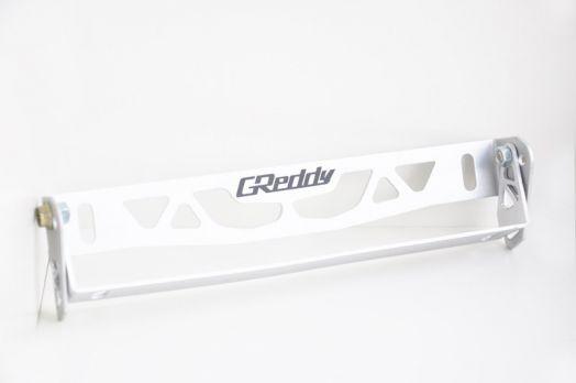 Greddy, серебряный цвет