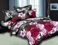 Комплект постельного белья 3 D ( евро)-959 руб