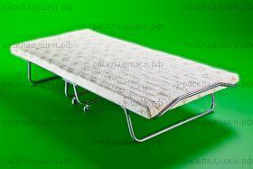 """Cкладная кровать """"Релакс 3"""" с колесиками - размером 205Х90 см.!"""
