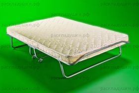 """Двухспальная раскладная кровать """"Бенилюкс"""" 1300 - превосходный сон!"""