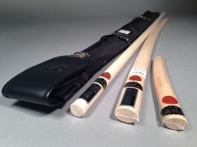 Чехол для бокена, дзе, танто из Японии (SEIDO) модель - NYLON
