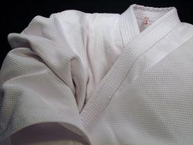 Кимоно (кейкоги) для айкидо из России  (MASTERAIKIDO) модель - CLASSIC