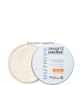 OLEA MASK 4/M  Восстанавливающая маска с керамидами для поврежденных волос