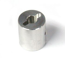 Aluminum differential lock