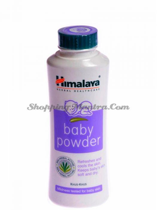 Присыпка для новорожденных Сандал&Ветивер Хималая / Himalaya Baby Powder