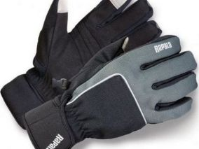 Перчатки Rapala (палец под сенсор)