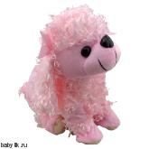 Игрушка Интерактивная собака Розовый пудель