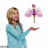 Волшебная летающая фея Flutterbye Flying Fairy