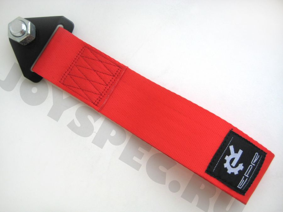 Петля буксировочная OMP Красная