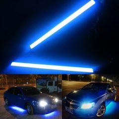 Универсальная светодиодная подсветка (красная и синяя)