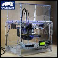 3D принтер Wanhao Duplicator 4X в пластиковом корпусе, 2 экструдера
