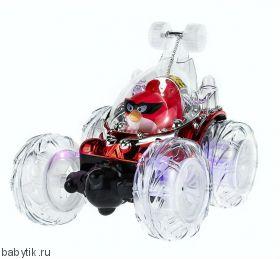 Радиоуправляемая машина-перевертыш Angry Birds