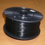Катушка PLA-пластика Wanhao 1.75 мм 1кг.,черная