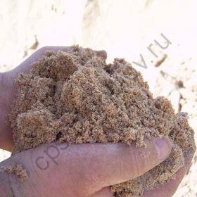 Песок намывной (строительный) волхов